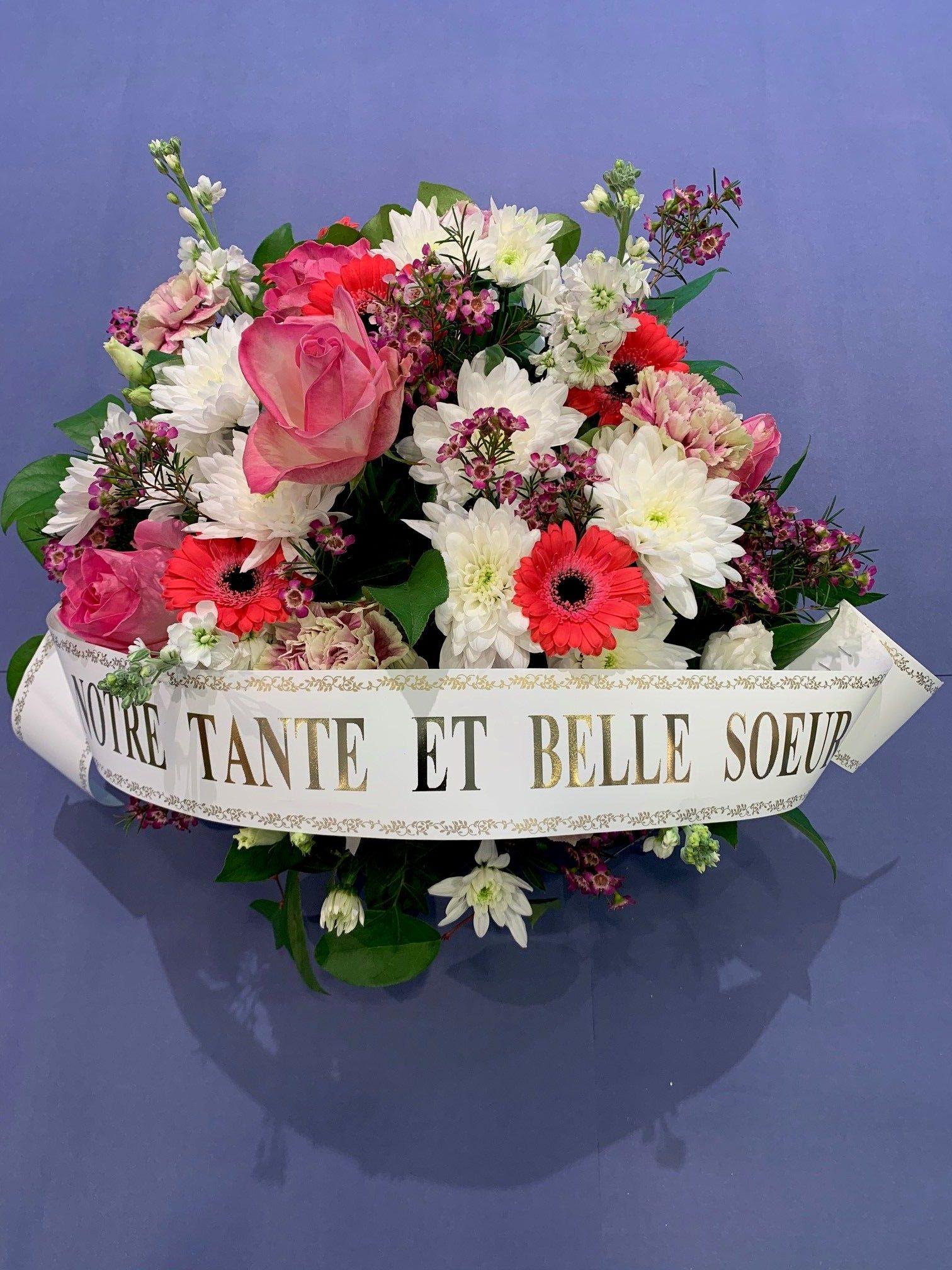Panier - Monceau Fleurs Nantes